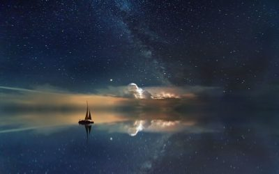 Van wolk to wolk zouden jullie springen…